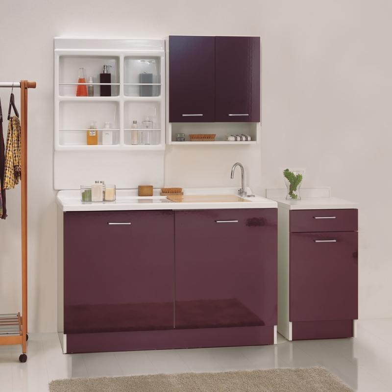 Mobili componibili per bagno affordable componibile bagno for Mobili bagno componibili online