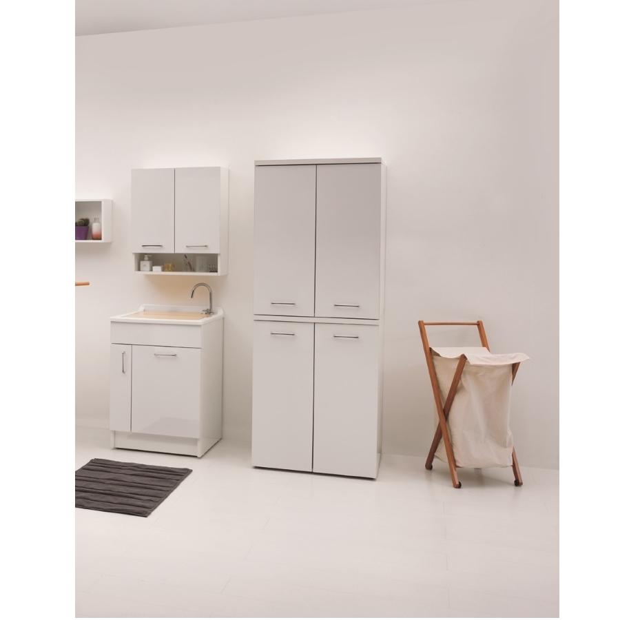 Mobile Colonna Lavatrice Asciugatrice base contenitore lavatrice colavene vendita on line