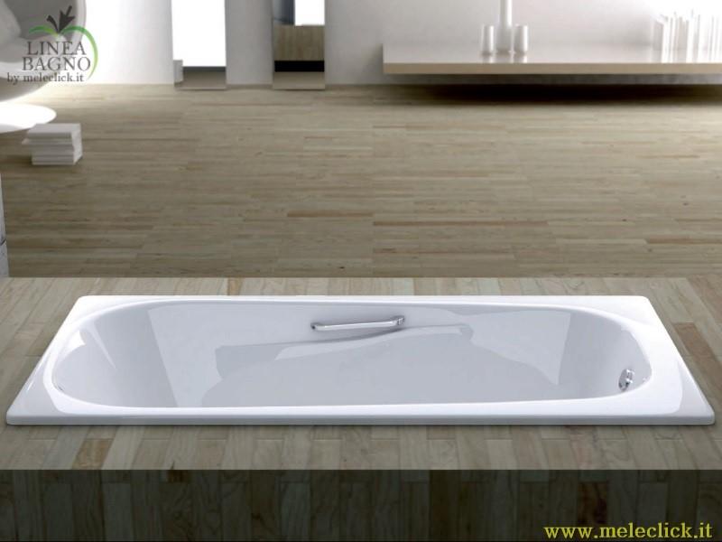 Vasca da bagno etruria vendita on line - Vasca da bagno acciaio porcellanato ...